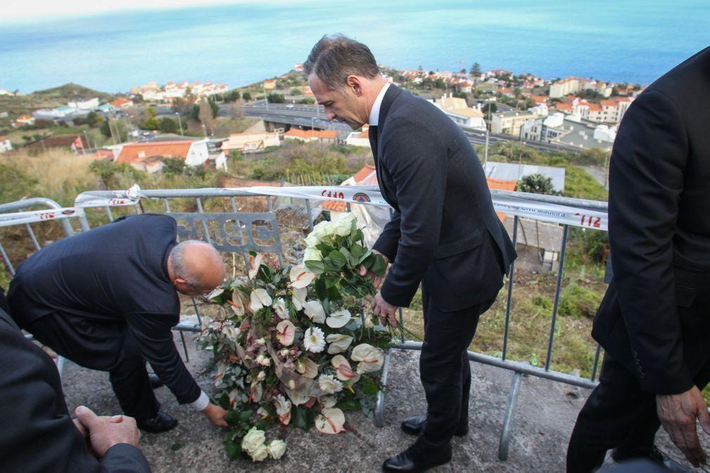 Acidente com autocarro de turismo que fez 29 mortos ocorreu há dois anos na Madeira