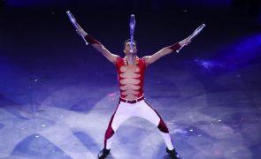 PR assinala dificuldades dos artistas de circo e espera que voltem aos espetáculos