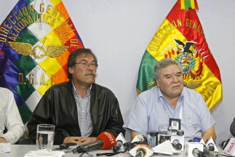 Acidente/Colômbia: Denunciada funcionária da administração de aeroportos boliviana