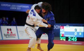 Manuel Rodrigues eliminado na estreia nos -81 kg nos Europeus de judo