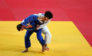 João Fernando eliminado no segundo combate de -73 kg nos Europeus de judo