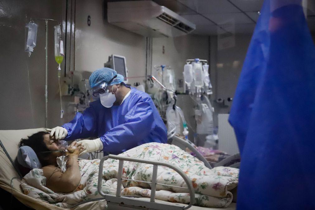 Covid-19: Mundo regista 12.767 mortes e 829.597 novos casos nas últimas 24 horas