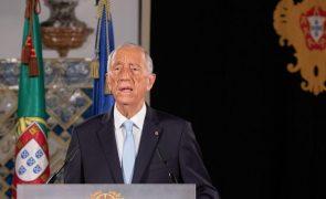 Presidente da República assina diploma que define nova fase de desconfinamento