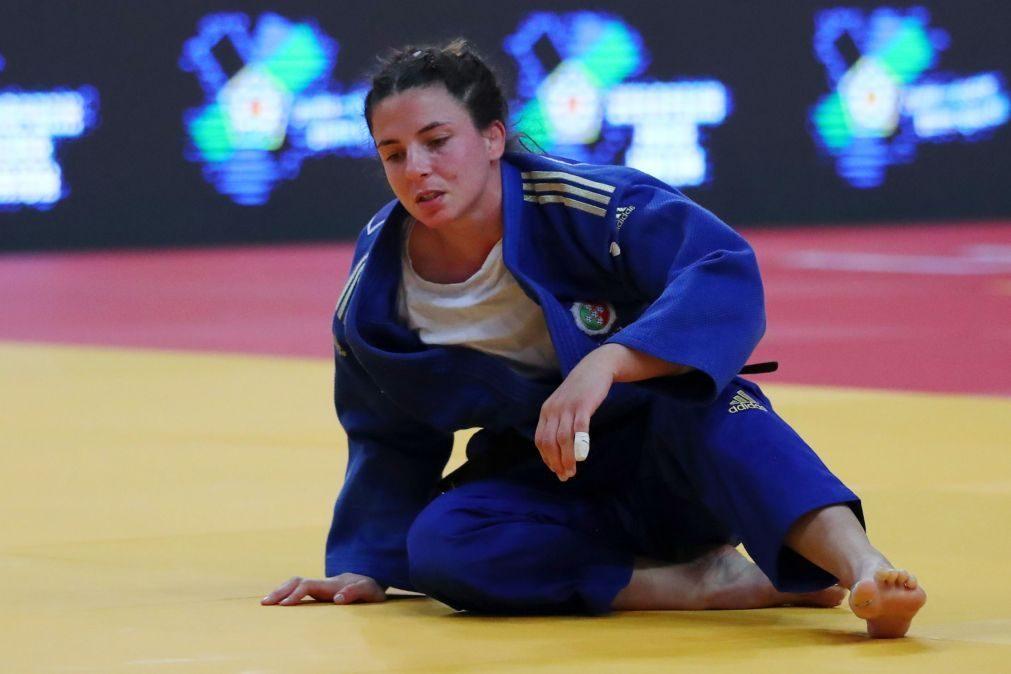 Judo/Europeus: Bárbara Timo conquista medalha de bronze em -70 kg