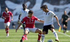 Vitória de Guimarães bate Santa Clara e isola-se no sexto lugar