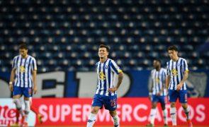 Otávio fora dos convocados do FC Porto para jogo com o Nacional