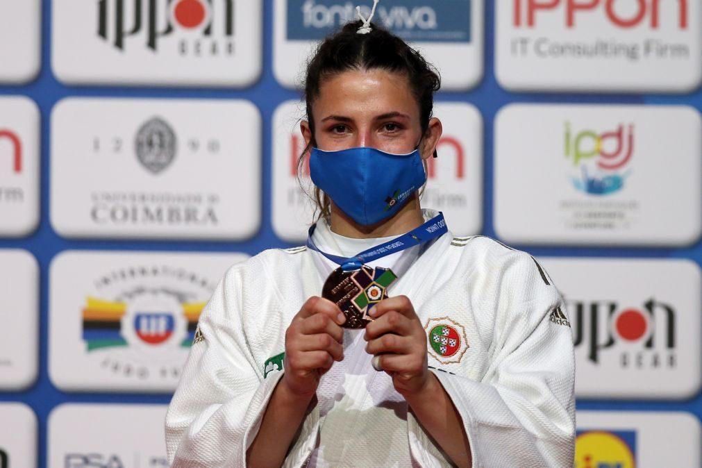 Judo/Europeus: Bárbara Timo diz que queria