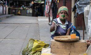 Covid-19: mais um óbito e 67 novos casos em Moçambique