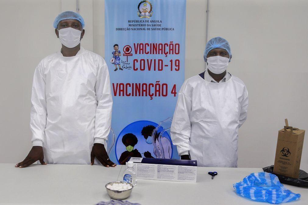 Covid-19: Mais 178 novos casos elevam para 24.300 as infeções em Angola