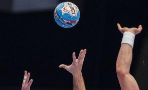 Portugal entra a perder no 'play-off' de acesso ao Mundial feminino de andebol