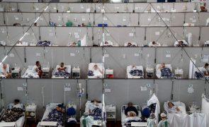 Covid-19: Brasil com mais 2.929 mortes e já ultrapassa os 370 mil óbitos