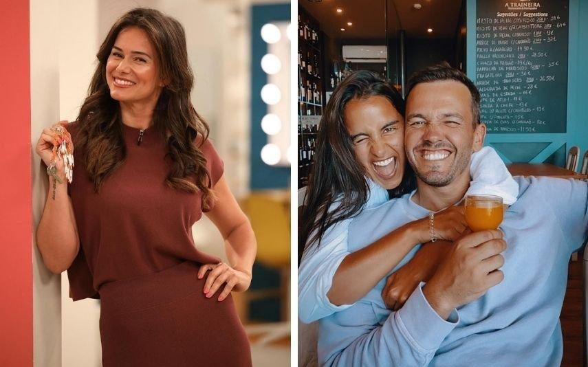 Cláudia Vieira e a relação com Sara Matos: «Praticamente não a conheço»