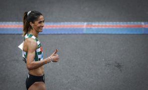 Tóquio2020: Sara Moreira assegura qualificação olímpica na maratona