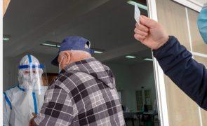 Covid-19: Açores com 33 novos casos, todos na ilha de São Miguel