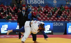 Rochele Nunes apurada para as meias-finais na categoria de +78 kg dos Europeus de Judo