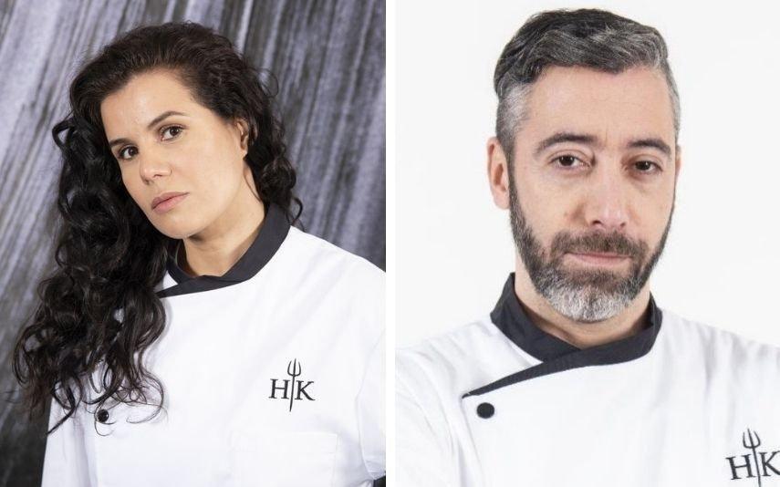 Hell's Kitchen. Discussão entre Cândida e Diogo obriga produção a intervir