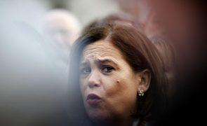 Líder do Sinn Fein lamenta assassinato de Lorde Mountbatten há 41 anos pelo IRA