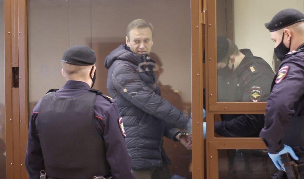 Ministros europeus analisam situação de Alexei Navalny na segunda-feira