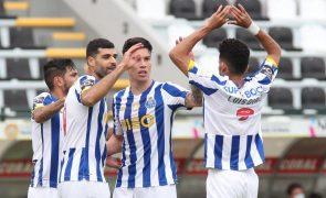 FC Porto vence Nacional e reaproxima-se do líder Sporting [vídeo]