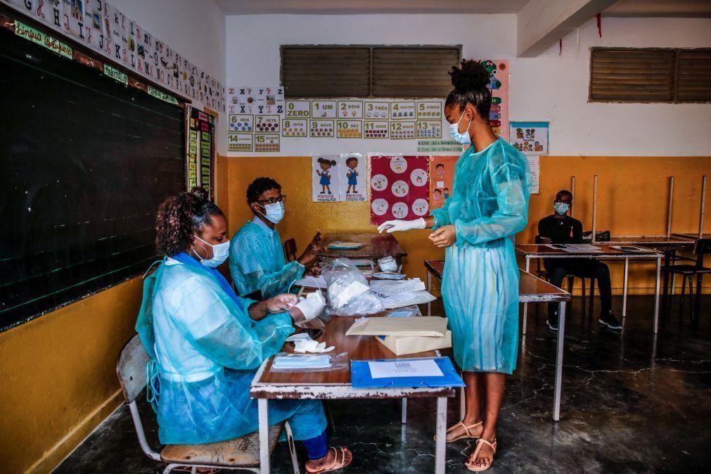 Mesas de voto em Cabo Verde já fecharam