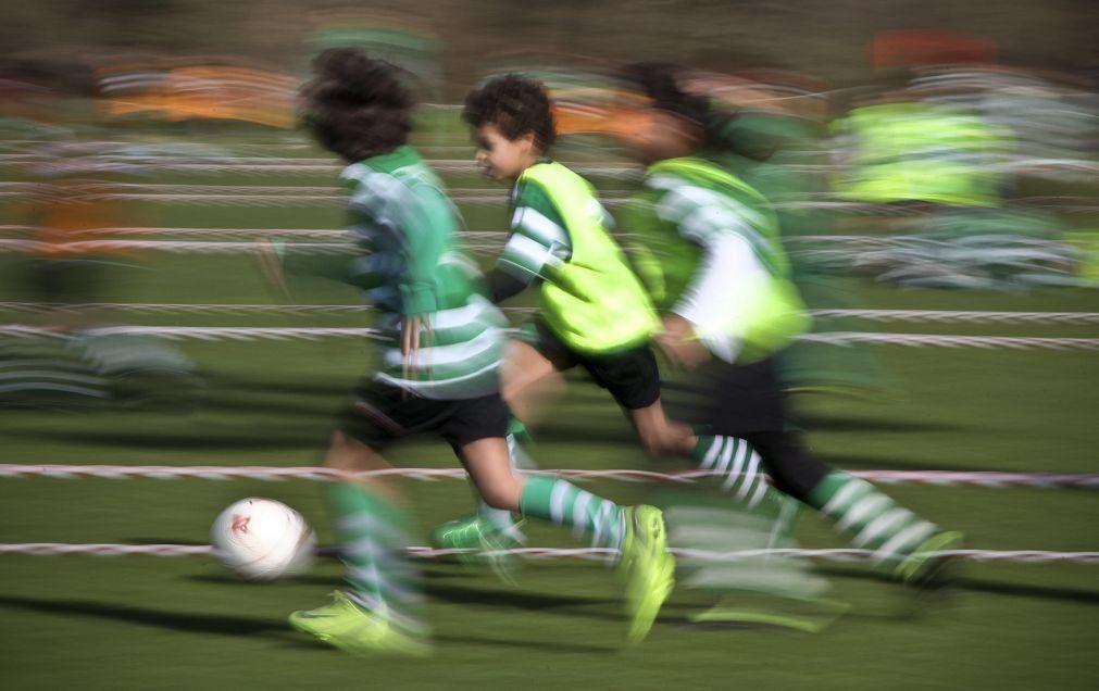 Covid-19: Escalões de formação das modalidades de médio risco retomam treinos