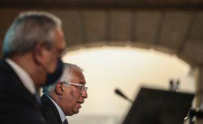 Cabo Verde/Eleições: António Costa felicita Ulisses Correia da Silva pela vitória do MpD