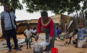 Moçambique/Ataques: 11.000 pessoas necessitam de ajuda
