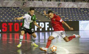 Futsal teve 20% de novas inscrições na época seguinte ao título europeu de Portugal