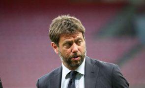 Manchester United e Juventus deixam Associação Europeia de Clubes