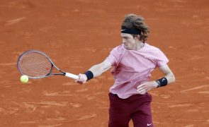 Rublev ultrapassa Federer no 'ranking' ATP e João Sousa sobe uma posição
