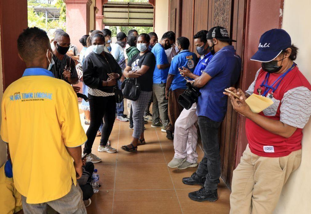 Covid-19: Timor-Leste com mais 62 casos nas últimas 24 horas