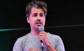 Pedro Górgia conta que se afastou «por vontade própria» da TV