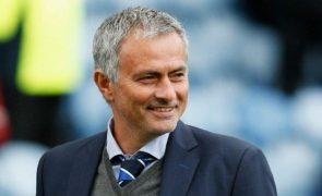 José Mourinho é o novo treinador da Roma