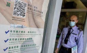 Covid-19: Governo de Macau reforça orçamento para combater pandemia