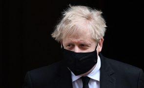 Boris Johnson vai fazer