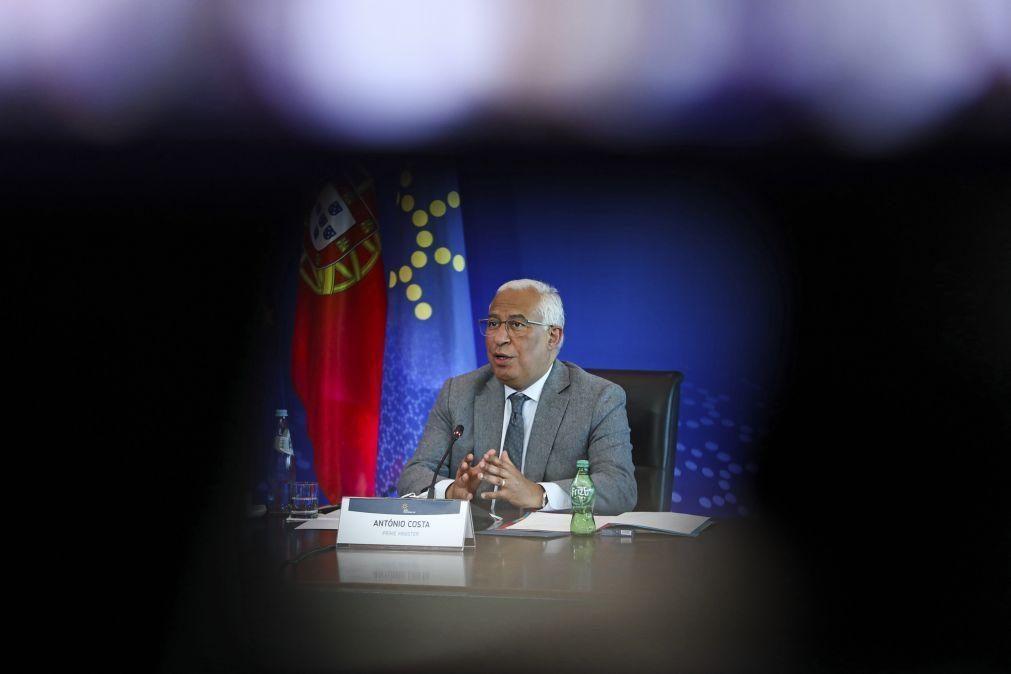 UE/Presidência: Chegou o momento de os cidadãos ajudarem a moldar a UE, diz Costa