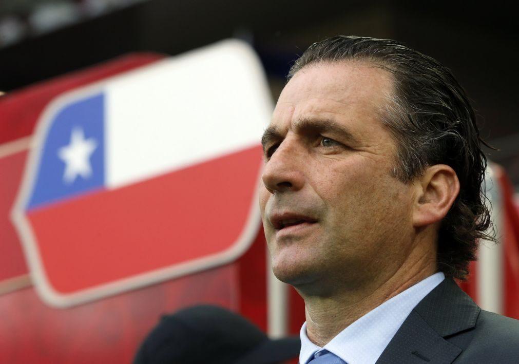 Selecionador do Chile garante que vai