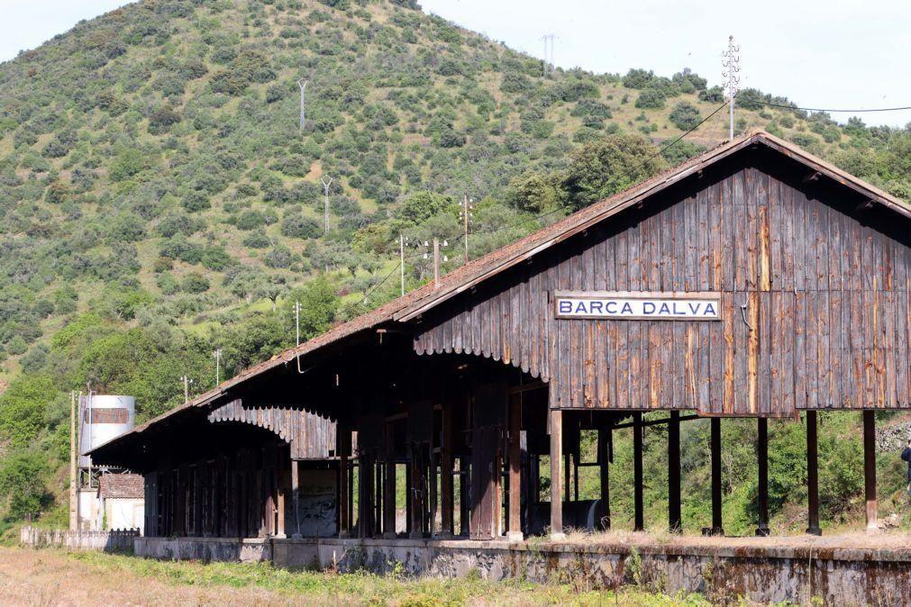 Governo reconhece potencial do troço ferroviário entre o Pocinho e Barca d' Alva