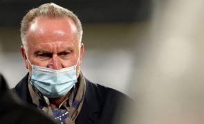 Superliga: Presidente do Bayern diz que nova prova