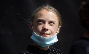 Covid-19: Fundação Greta Thunberg apoia vacinação equitativa da OMS com 100 mil euros