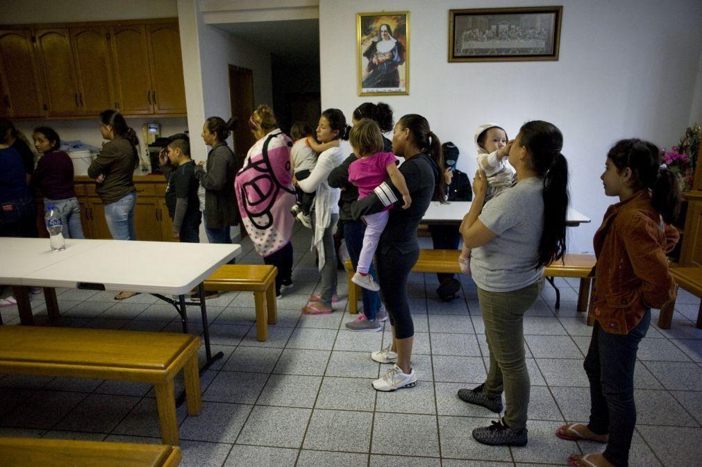 Número de crianças migrantes para os EUA aumenta nove vezes - Unicef
