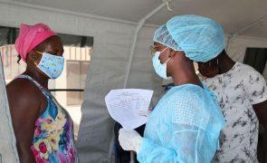 Covid-19: Mais um morto em São Vicente e 161 novos infetados em Cabo Verde