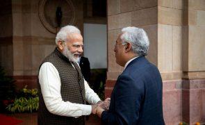 Primeiro-ministro indiano Narendra Modi não vem à Cimeira UE-Índia no Porto