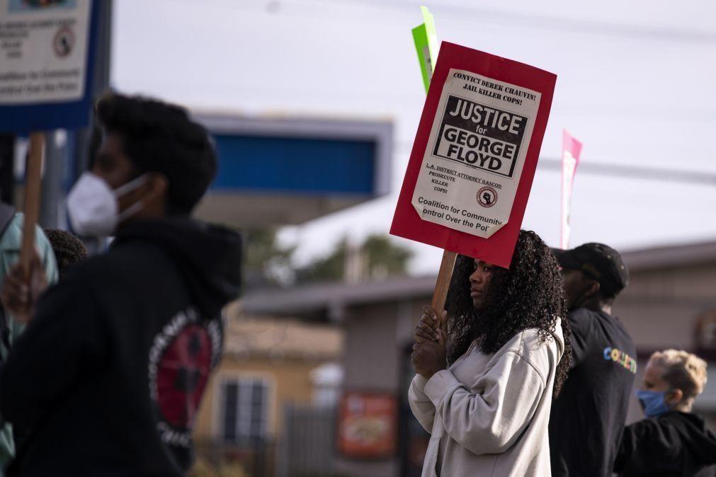 EUA/Floyd: Autoridades federais e locais preparam-se para manifestações depois de conhecida sentença