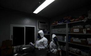 Covid-19: Brasil soma 30.624 novos casos e aproxima-se de 14 milhões de infeções