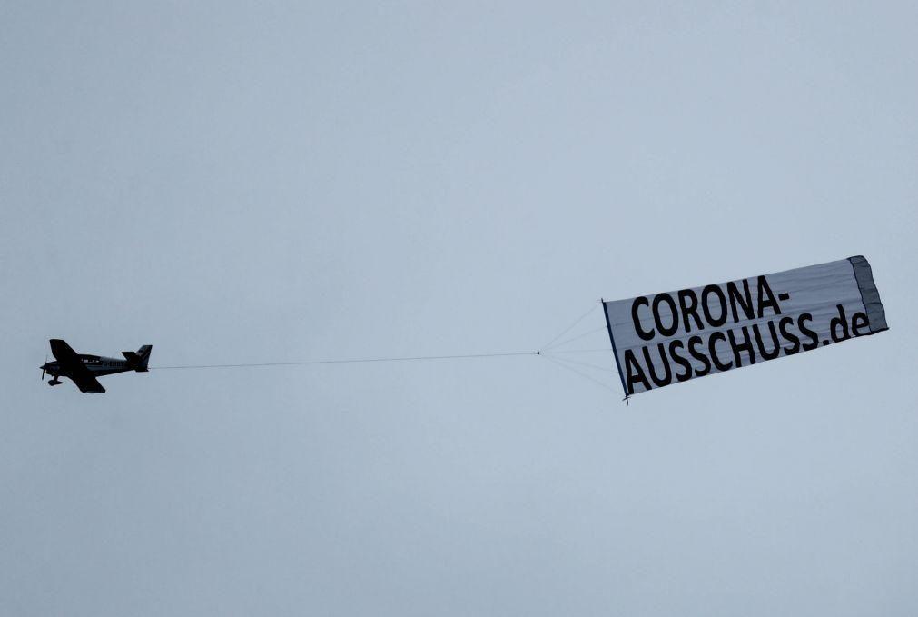 Covid-19: Alemanha regista 297 mortos e 9.609 casos nas últimas 24 horas