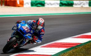 Suzuki continua no MotoGP até 2026