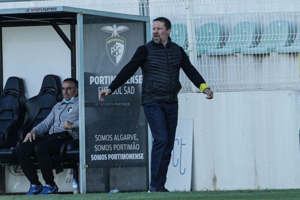Paulo Sérgio quer Portimonense com