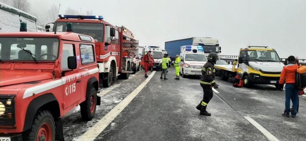 Mortes na estrada recuam 17% na UE e 18% em Portugal de 2019 para 2020