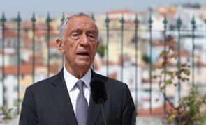 Marcelo pede aos portugueses no estrangeiro que votem nas eleições nacionais